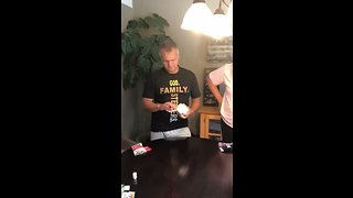 Parents find out they're going to be grandparents