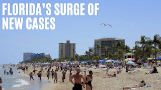 Florida Officially Has More COVID-19 Cases Than All Of Canada