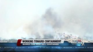 Evacuations lifted for Burro Fire - Video