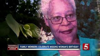 Family Celebrates Missing Woman's Birthday