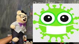 Learn about Catching a Cold with Chumsky Bear   Biology   Educational Videos for Kids