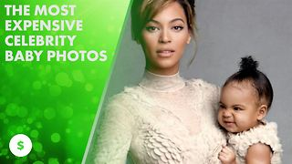 Ka-ching: Hollywood's most expensive baby photos - Video