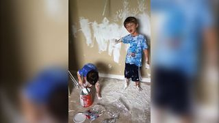 Kids' Messy Masterpiece - Video