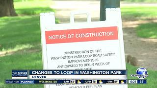 Changes coming to Washington Park in Denver - Video