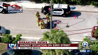 Body found in West Palm Beach - Video