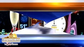 FORECAST: Staying dry and mild to start 2018 - Video