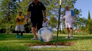 Footgolf: Argentina's New Sport - Video