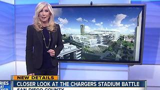 A closer look at the San Diego Chargers stadium battle - Video
