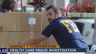Health care fraud investigation - Video