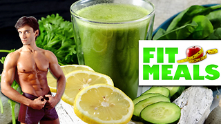 Healthy lean & green smoothie recipe - Video
