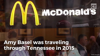 Michigan Woman Stunned by Christmas Display at Bible Belt McDonald's - Video