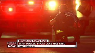 Milwaukee man drowns in Lake Michigan Saturday night - Video