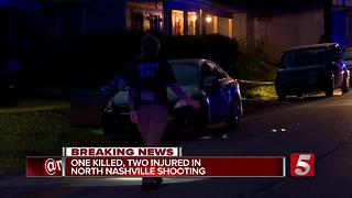 1 Dead, 2 Injured In 12th Avenue North Shooting - Video
