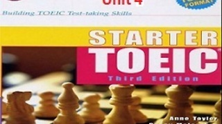 Toeic Starter Third Edition Unit 4 - Video