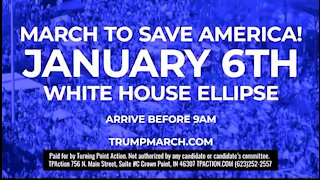 Team Trump!! Are you Ready !! March to Save America 6 January 2021