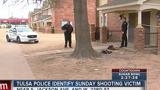 Police ID man killed in west Tulsa shooting - Video