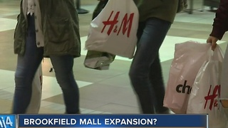 Brookfield Square looking to move forward with expansion project
