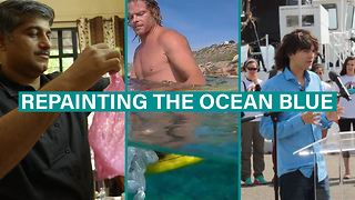 3 ways tech can eliminate plastic from our oceans - Video