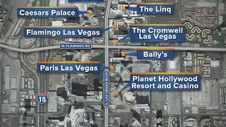 Caesars says goodbye to free parking on the Strip - Video