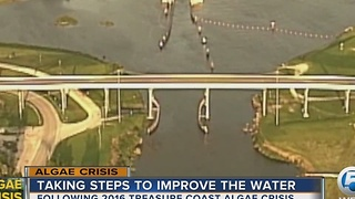 Taking steps to improve the water - Video