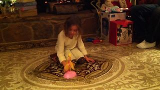 Flutterby Fairy Fireplace Fail - Video