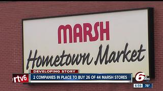 Marsh intends to sell 26 of its 44 stores - Video