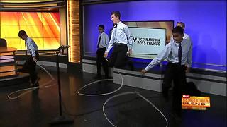Tucson Arizona Boys Chorus sing Riders in the Sky - Video