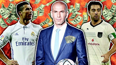 Footballers Who Sold Their Soul XI!