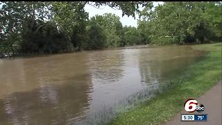 Flash flooding impact Morgan County drivers and homeowners - Video