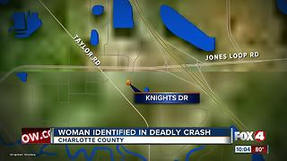 1 Dead in Charlotte County Crash - Video