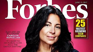 Girl Power! Top 3 Richest Self-Made Women in America - Video