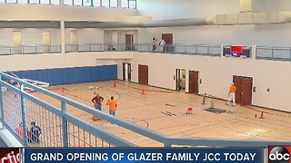 New Glazer family JCC is major step forward in revitalizing West Tampa, grand opening Thursday - Video