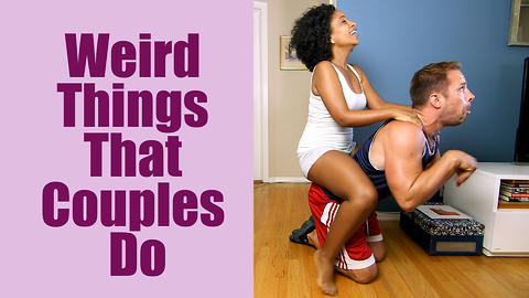 The Top 10 Strange Things that Couples Do | CoupleThing
