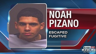 Authorities capture escaped inmate - Video