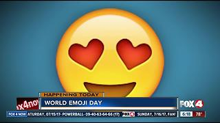 Monday is World Emoji Day - Video