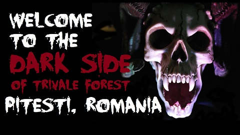 Satanic Rituals And Headless Bride In Trivale Forest - Romania