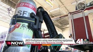 JoCo fire departments get new life-saving equipment - Video
