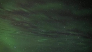 Northern lights put on spectacular show over Sweden - Video