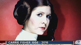 Remembering Carrie Fisher - Video