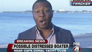 Coast Guard calls off search for possible distressed boater in Cape Coral - Video