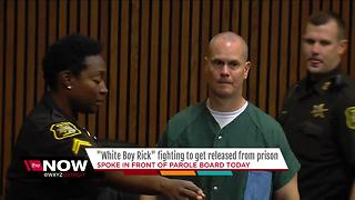 Parole hearing for 'White Boy Rick' ends - Video