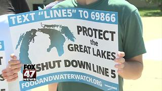 Public meetings begin on underwater oil pipeline options - Video
