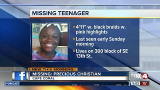 Cape Police looking for missing woman, teen - Video