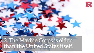 Rare Goes Yellow: 5 Facts About The U.S. Marine Corps That You Should Know | Rare Military - Video