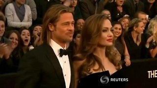 Brad Pitt, Angelina Jolie finally tie the knot - Video