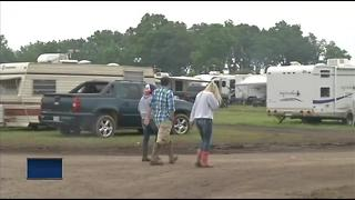 Country music takes over Oshkosh for CUSA - Video