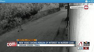 KCPD releases video in Indian Creek Trail crime - Video