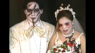 Scary Halloween Wedding - Video