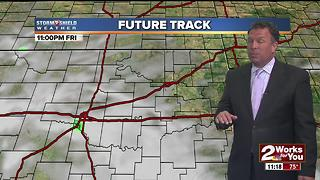 2 Works for You Friday Midday Weather Forecast - Video