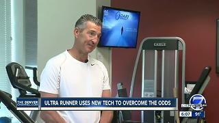 Finish line in sight for Leadville 100 runner thanks to new therapeutic tool - Video
